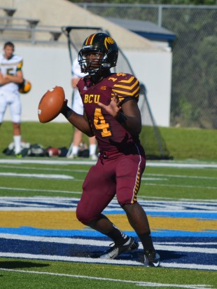 BCU QB Quentin Williams