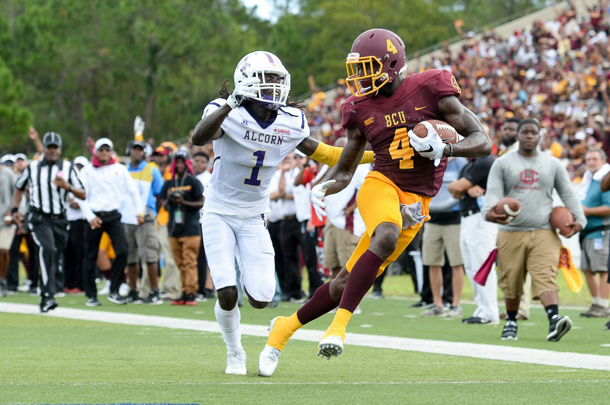 Image result for b-cu football 2016